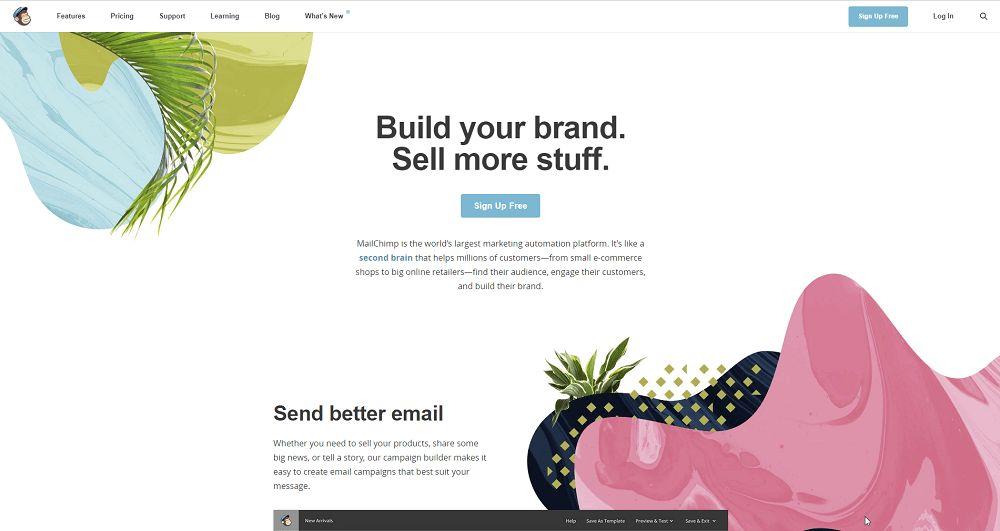 Плагин для WordPress MailChimp